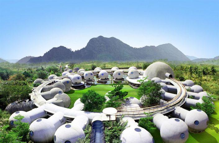 DNA Resort And Spa Khoayai