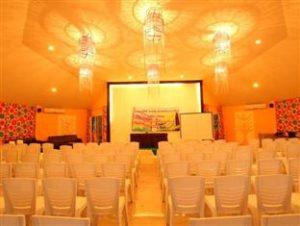 ห้องประชุม ออโรร่า รีสอร์ท กาญจนบุรี